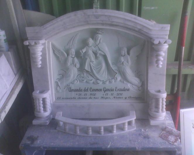 artesania en lapidas marmol en arica tel fono y m s info