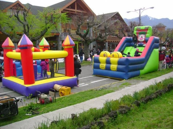 Juegos Inflables Rayen Temuco En Temuco Telefono Y Mas Info