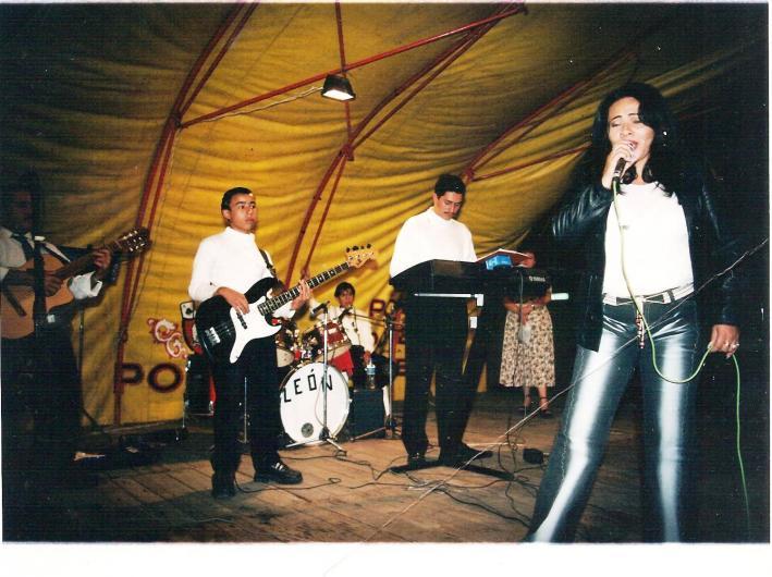 Fundarte espectaculo musical para eventos en santiago for Vivero chicureo