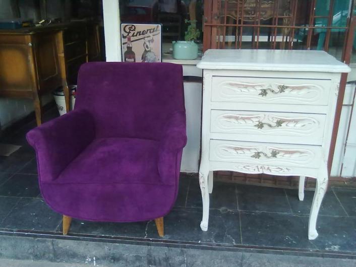 Muebles vintage y m s en santiago tel fono y m s info - Muebles restaurados vintage ...