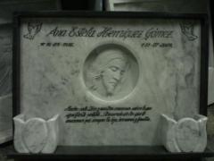 Marmoleria jes s escultor en recoleta tel fono y m s info for Empresas de marmol en chile