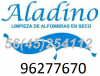 Aladino - dry carpet cleaning system